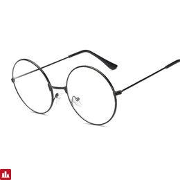 Vintage Round Harry Potter Glasses frame Female Brand Designer gafas De Sol Spectacle Plain Glasses Gafas eyeglasses eyewear