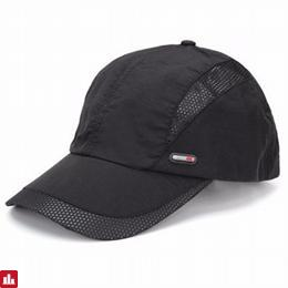 Men Hat Breathable Polyester Acrylic Outdoor Sports Golf Mesh Baseball Cap