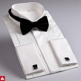Men Black Bow Ties-classic Gentle Refined Tuxedo Suit Wedding Banquet Adjustable Necktie