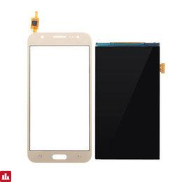 Touch Screen Digitizer LCD Touch Display Gold Lens For Samsung Galaxy J5 SM-J5008