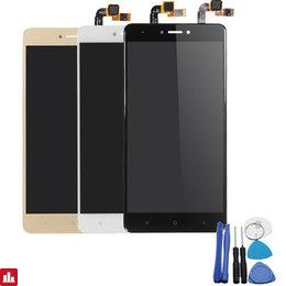 LCD Display+Touch Screen Digitizer Assembly Screen Replacement With Frame For Xiaomi Redmi Note 4X