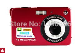 KaRue  DC-K530I 18Mp Max 5Mp CMOS Sensor Digital Cameras with 8x Digital Zoom and Rechareable Lithium Battery