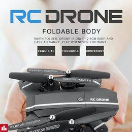 8807w Selfie Drone MiNi Foldable Drone with HD Camera Drones with Camera WiFi FPV Quadcopter RC Helicopter VS xs809hw X5SW E58