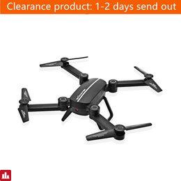 X8TW/X8T Foldable 0.41MP WiFi Camera RC Quadcopter 2.4G 4CH 6-axis Gyro Altitude Hold Headless Mode Drone RTF