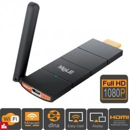 MeLE S3 Wireless Display Dongle Cast Smart TV Stick AirPlay Miracast Mirror For Android iOS Windows