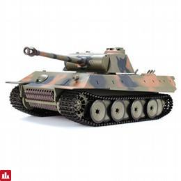 Heng Long 1/16 2.4G 3819-1 German Panther Snow Leopard Battle Tank RC Tank