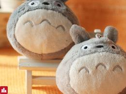 1Piece Super Kawaii Plumpy MY Neighbor TOTORO 7CM Plush Phone String DOLL TOY Plush Stuffed TOY DOLL ; BAG Pendant TOY Gift DOLL