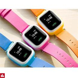 Q60 Color GPS Wristwatch SOS Call Location Finder Locator Tracker Anti Lost Monitor