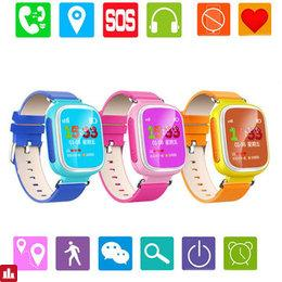 Q80 Kid GPS Smart Watch Wristwatch SOS Call Location Device Tracker for Child Safe Anti Lost Monitor