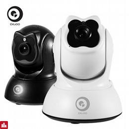 Digoo BB-M2 Mini WiFi HD 720P Home Security Camera Wireless USB Baby Monitor IR IP CAM Onvif RTSP