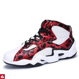 Outdoor Sports Medium Sneakers Basketball Shoes Men DMX Damping Training Basket Homme Athletics Zapatillas Balonces High Tops