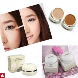 Circle Cream Concealer Foundation Blemish Hide Moisturizing Face Makeup