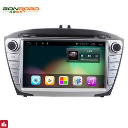 8' 2G RAM Quad Core 1024*600 Android 7.1 2Din Car DVD For Hyunda IX35 Tucson 2009-2015 Car Radio RDS Video Player GPS Navigation
